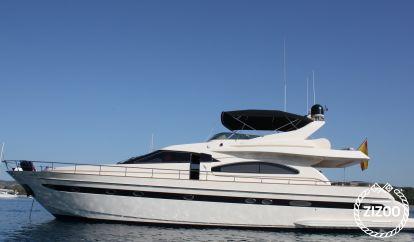 Motorboot Astondoa 72 Luxury (2000)