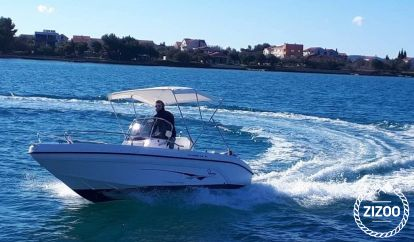 Speedboat Ranieri Voyager 19 (2010)