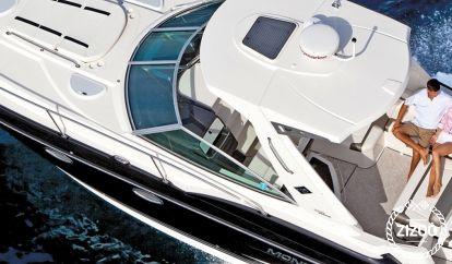 Motorboot Monterey 335 Sport Yacht (2011)