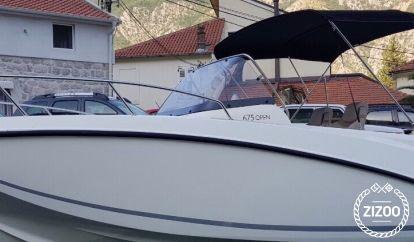 Speedboat Quicksilver 675 Open (2017)