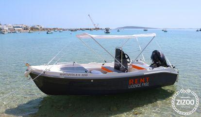 Motorboot L.AMMOS 450 (2019)