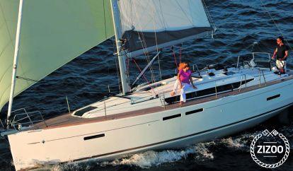 Sailboat Jeanneau Sun Odyssey 41 DS (2017)