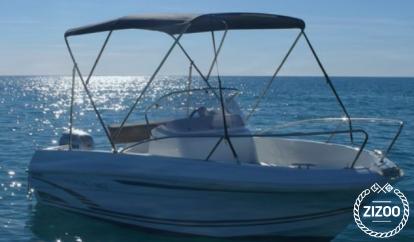 Speedboot Jeanneau Cap Camarat 5.1 CC (2011)