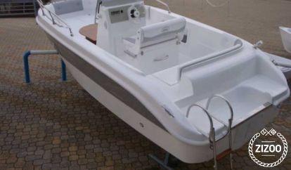 Speedboat Saver 550 Open (2016)