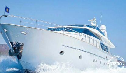 Motor boat San Lorenzo 72 Flybridge (2000)