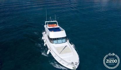 Motorboot Riva 42 (1995)