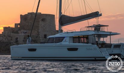 Catamaran Fountaine Pajot Saba 50 (2020)