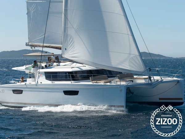 Catamaran Fountaine Pajot Saba 50 (2020)-1