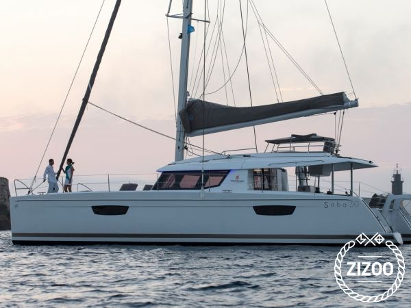 Catamaran Fountaine Pajot Saba 50 (2020)-3