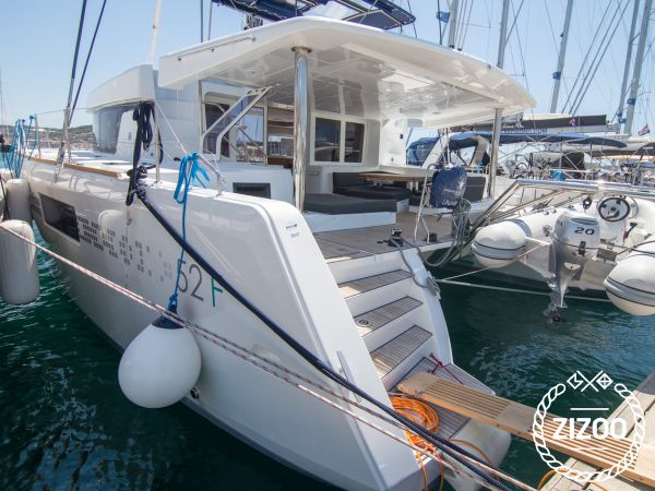 Catamaran Lagoon 52 F Luxe - 2019 (refit 2020)-0