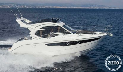 Barco a motor Galeon 330 Fly (2008)