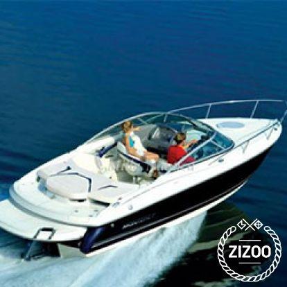 Speedboat Monterey 224 SS (2014)