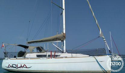 Zeilboot Jeanneau Sun Odyssey 33 i (2013)