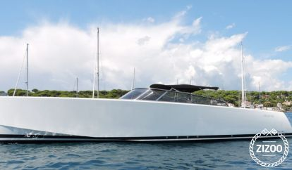 Barco a motor VanDutch 40 (2010)