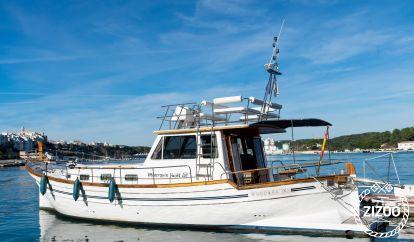Motor boat Menorquin 150 (2000)