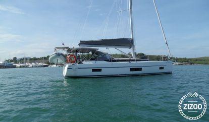 Zeilboot Bavaria Cruiser 45 (2018)