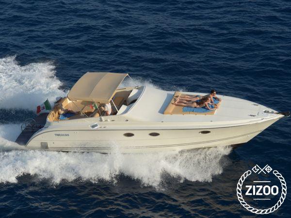 Motorboot Euronautica Ferrara 40 - 2013 (Umbau 2013)-0