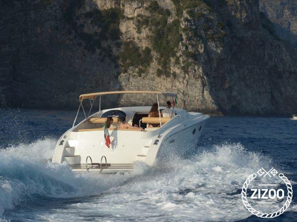 Motorboot Euronautica Ferrara 40 - 2013 (Umbau 2013)-1