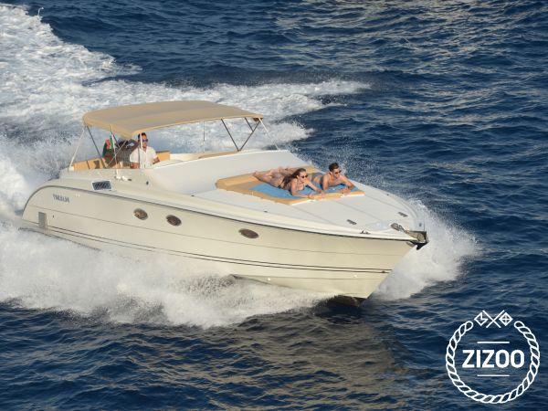 Motorboot Euronautica Ferrara 40 - 2013 (Umbau 2013)-2