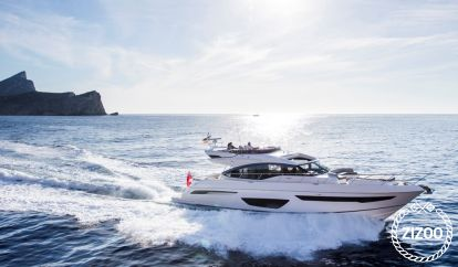 Motorboot Princess S65 (2017)