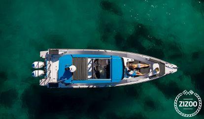 Barco a motor Axopar 37 ST (2019)