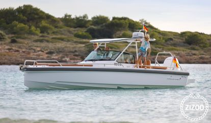 Barco a motor Axopar 28 TT (2019)