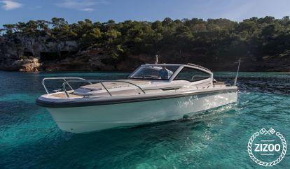 Barco a motor Nimbus W9 (2019)