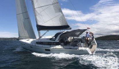 Segelboot Sense 43 (2011)