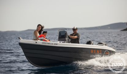 Motorboot L.AMMOS 455 (2019)