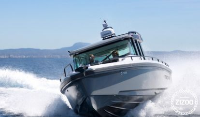motorboat Axopar 37 ST (2019)