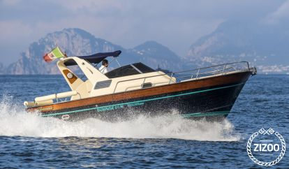 Motorboot Acquamarina 8.50 Semi-Cabin (2015)