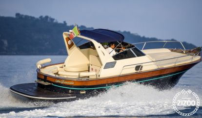 Barco a motor Acquamarina 8.50 Semi-Cabin (2015)