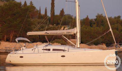 Zeilboot Elan Impression 384 (2008)