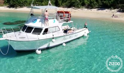 Motorboot Newton Boats 46' Dive Special (2000)