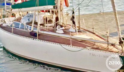 Segelboot Astilleros Lepanto Noray 38 (1979)