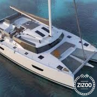 Catamarán Fountaine Pajot 45 (2020)