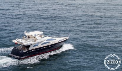 Motor boat Azimut 80 (2007)