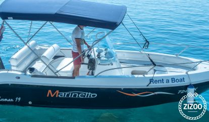 Speedboat Marinello 19 Open (2008)