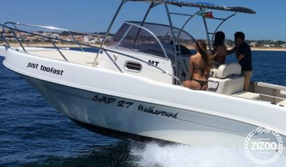 Motorboot Capelli Cap 27 WA (2005)