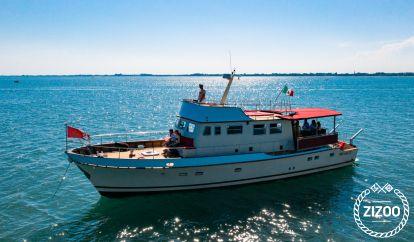 Motor boat Custom Built (1971)