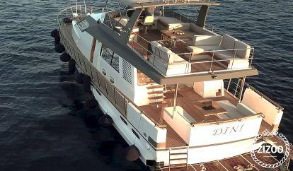 Motor boat Maiora 70 (1991)