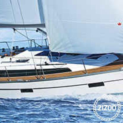 Segelboot Bavaria C45 (2020)