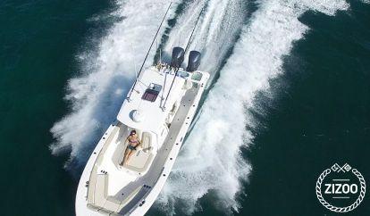 Motorboot Sea Fox 328 Commander (2015)