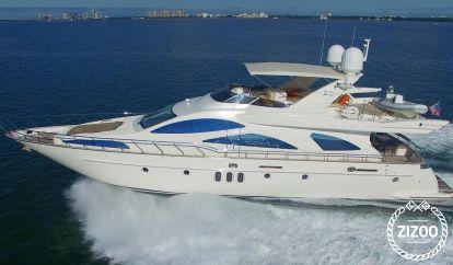 Motor boat Azimut 80 (2005)