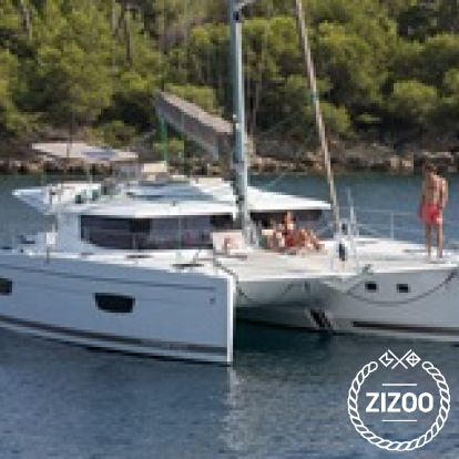 Catamaran Fountaine Pajot Helia 44 (2018)