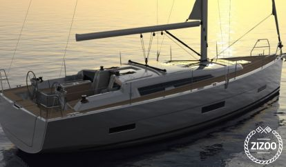 Sailboat Dufour 390 (2020)