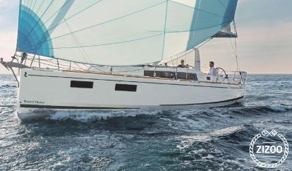 Sailboat Beneteau Oceanis 38.1 (2019)