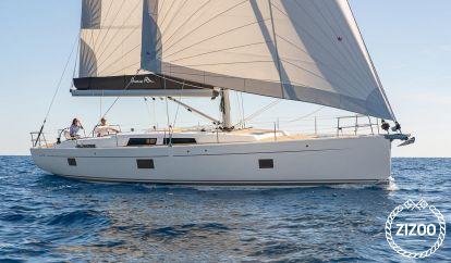 Segelboot Hanse 508 (2021)