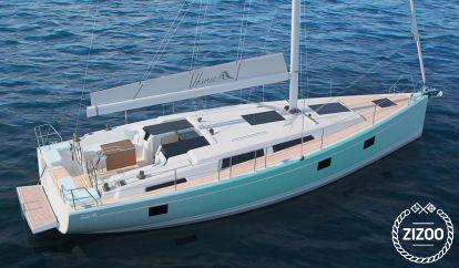 Sailboat Hanse 418 (2018)