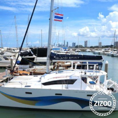 Zeilboot Fortuna Island Spirit 400 (2019)